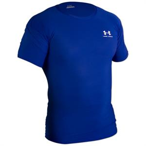 Heat Gear Short Sleeve Rash Guard